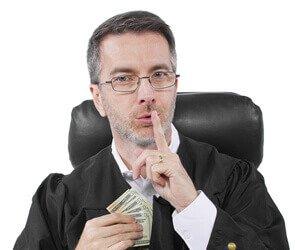 judge in legal malpractice case