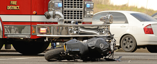 motorcycle accident personal injury