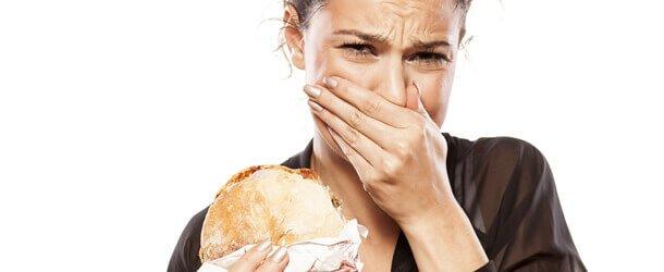 food poisoning personal injury