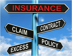 insurance claim contract excess policy sign
