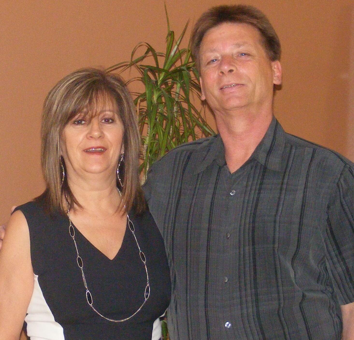 John and Tina Golloher