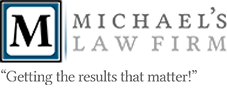 Michael's Law Firm, Experienced GTA Trial Lawyers Logo